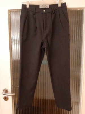 Pantalone di lana grigio