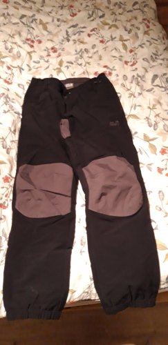 Jack Wolfskin Thermal Trousers black
