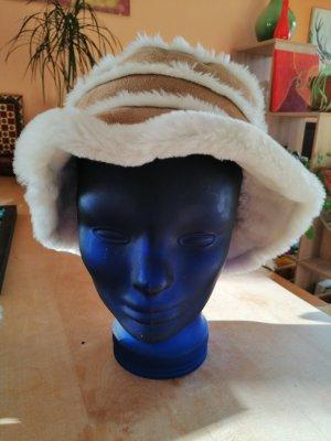 Barbour Woolen Hat white-beige