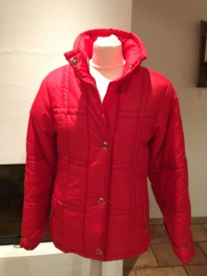 Outdoor Jacket red-brick red