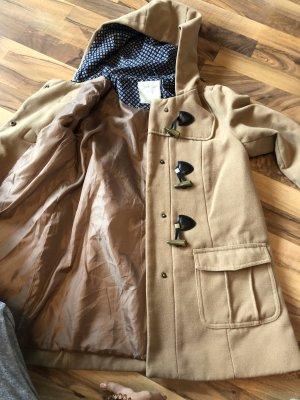 Denim Co. Winter Jacket sand brown-camel