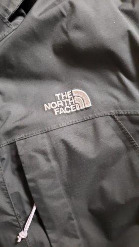 North Face Giubbino nero-argento