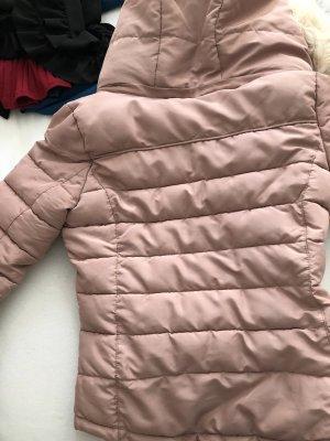 Pimkie Hooded Vest rose-gold-coloured