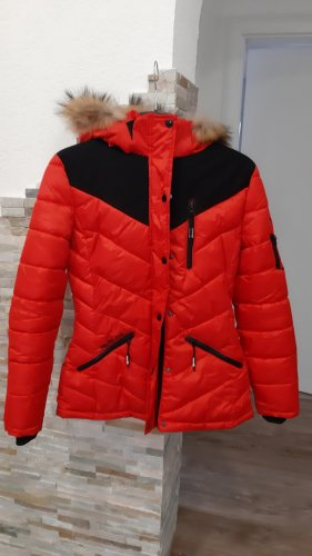 Geographical Norway Giacca invernale rosso