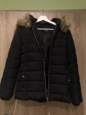 Even & Odd Winter Jacket black