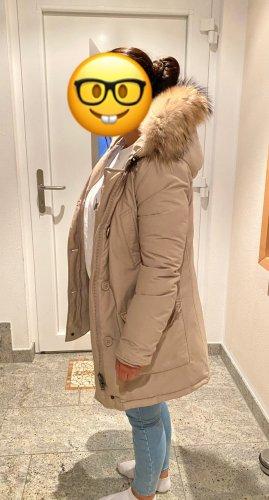 Woolrich Veste d'hiver crème