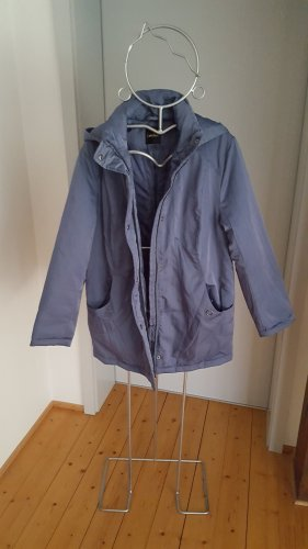 Atelier Goldener Schnitt Winter Jacket steel blue polyester
