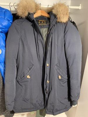 Woolrich Winter Jacket dark blue