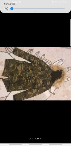 100% Fashion Chaqueta de invierno multicolor