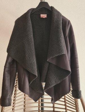 Romeo & Juliet Couture Giacca invernale grigio scuro-antracite