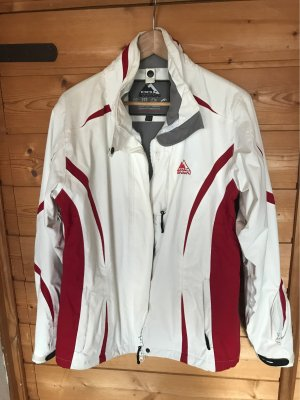 Cox Swain Sports Jacket white-red