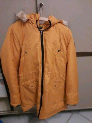 accessoires by takko fashion Giacca invernale giallo-oro-arancione chiaro