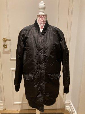 censured Winter Jacket black brown