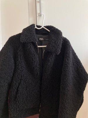 B/W Zara Collection Kort jack zwart