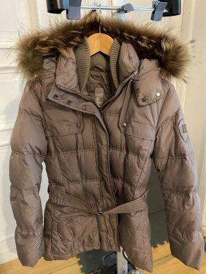 Add Winter Jacket light grey-grey lilac