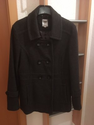 s.Oliver Wool Jacket anthracite