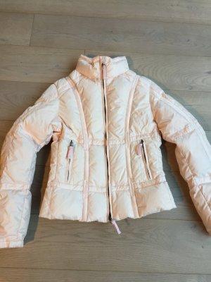 Giacca invernale rosa pallido