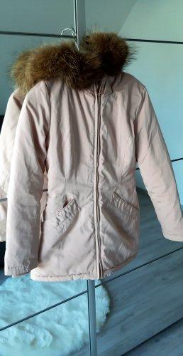 Attentif Winter Jacket dusky pink