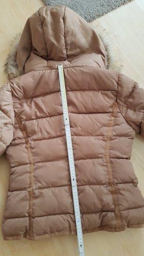 Attentif Winter Jacket bronze-colored-beige
