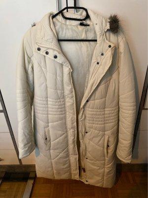 1982 Veste d'hiver blanc