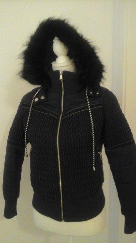 Mymo Winter Jacket dark blue