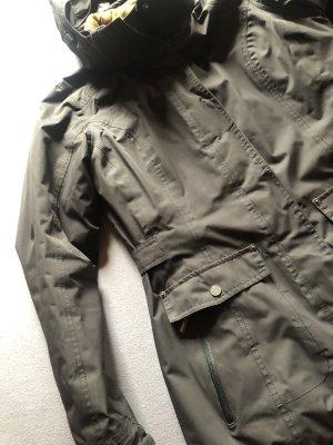 Icepeak Winter Jacket dark brown