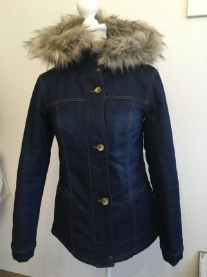 Winterjacke Denim