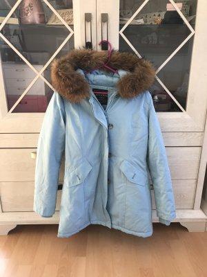Attentif Winter Jacket azure-baby blue