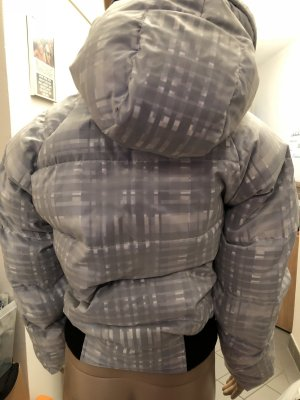 Canadian Classics Down Jacket light grey-silver-colored