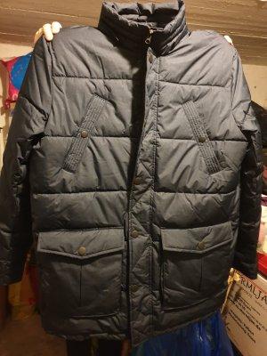 Pier one Winter Jacket dark blue
