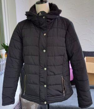 Winterjacke, Gr.42, schwarz