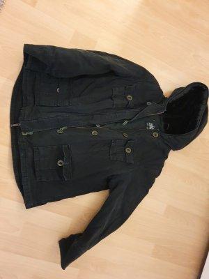Canda Winterjack zwart