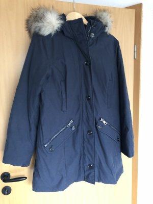 Winterjacke Mantel Parka Tom Tailor XXL Navy