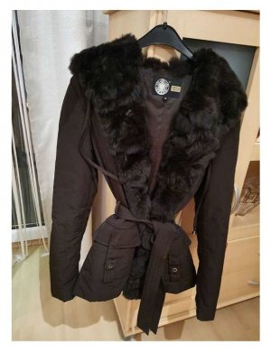 Pelt Jacket brown-black brown