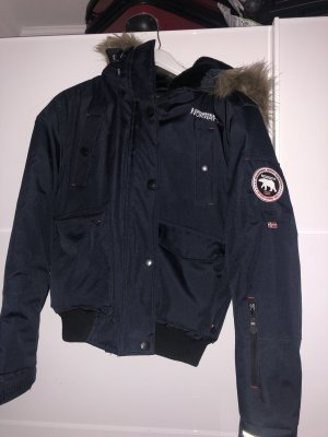 Geographical Norway Chaqueta bomber azul oscuro
