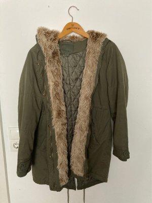Amisu Winter Jacket khaki
