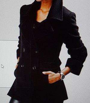Alba Moda Wool Jacket black mohair