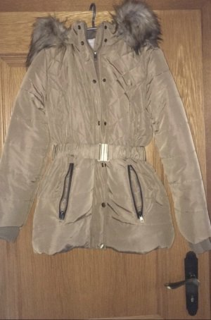 Sure Fur Jacket beige