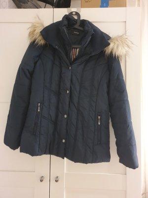 Clarina Kurtka zimowa brązowy-ciemnoniebieski