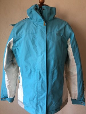 Winterjacke Outdoorjacke blau TCM 36 / 38