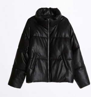Gina Tricot Oversized Jacket black