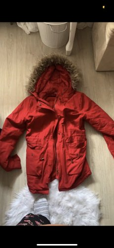 b.p.c. Bonprix Collection Giacca invernale rosso