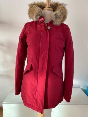 Woolrich Manteau d'hiver multicolore pelage
