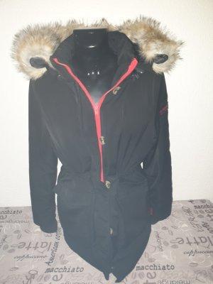 Winterjacke schwarz Gr. XL