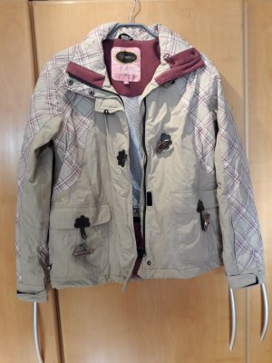 Teisumi Winter Jacket multicolored