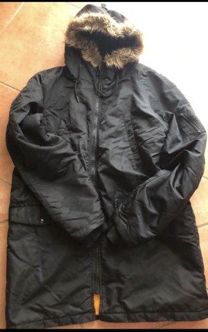 Snipes Winter Jacket black