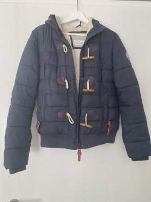 Superdry Winter Jacket multicolored polyester