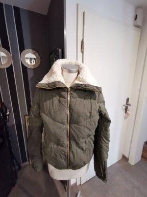 Winterjacke Teddy Fell khaki gr 38