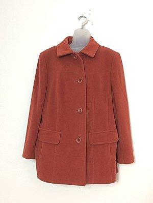 Vintage Chaqueta de lana multicolor lana de esquila
