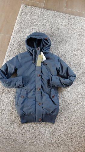 Alife & Kickin Winter Jacket slate-gray